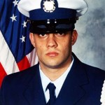 Petty Officer Third Class Nathan Bruckenthal, is shown in this photo taken in 1998. Bruckenthal, 24, a damage controlman from Smithtown, N.Y., had been assigned to the Coast Guard Air Station in the Miami suburb of Opa-Locka. He died of wounds suffered Saturday, April 24, 2004 in an attack that began when suicide bombers in boats attacked pumping stations in the Persian Gulf. Bruckenthal is the first Coast Guardsman to die in combat since Vietnam. (AP Photo/Bruckenthal Family)