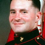 Marine Sgt. Foster Harrington, 31, of Fort Worth, Texas, was killed in Iraq's Al Anbar Province, Iraq on Monday, Sept. 20, 2004. Harrington was assigned to the Marine Corps Reserves 3rd Force Reconnaissance Company, 4th Marine Division, Mobile, Ala. (AP Photo/Mobile Register)